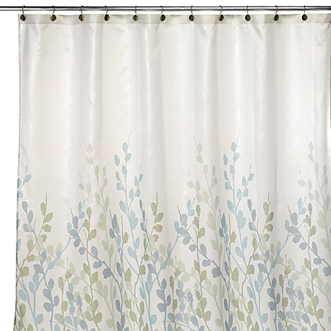 dkny spring tree 72 quot x 72 quot fabric shower curtain bed