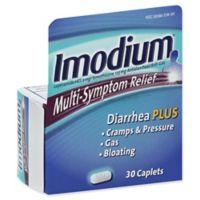 Imodium® 30-Count Multi-Symptom Relief Caplets