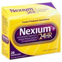 Nexium® 24HR 28-Count Acid Reducer Heartburn Relief Capsules