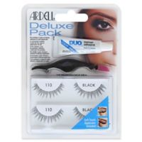 Ardell® 2-Count Deluxe Pack Lash in Black 110