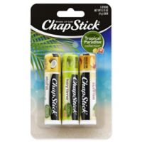 ChapStick® 3-Pack .15 oz. Tropical Paradise Collection Lip Care