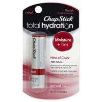 ChapStick® Total Hydration .12 oz. EZ-Twist Tube Moisture + Tint Tinted Moisturizer in Merlot