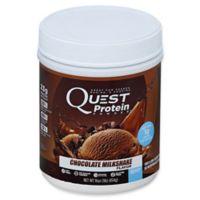 Quest 16 oz. Protein Powder™ in Chocolate Milkshake
