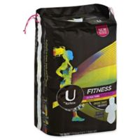 U by Kotex® Fitness 30-Count Ultra Thin Regular Pads