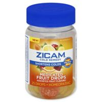 Zicam® 25-Count Cold Remedy Medicated Assorted Fruit Drops