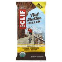 Clif Bar® Nut Butter Filled 1.76 oz. Organic Banana Chocolate Peanut Butter Energy Bar