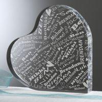 Her Heart Of Love Keepsake