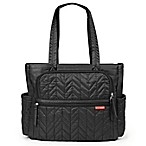 SKIP*HOP® Forma Pack & Go Diaper Tote in Black