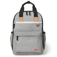 SKIP*HOP® Duo Diaper Backpack in Grey Melange