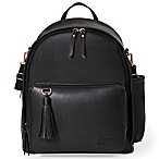 SKIP*HOP® Greenwich Simply Chic Backpack Diaper Bag in Black