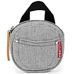 SKIP*HOP® Grab & Go Pacifier Pocket in Grey Melange