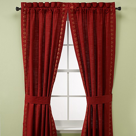 Croscill® Chimayo 84-Inch Window Curtain Panel Pair