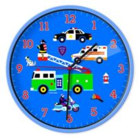 Olive Kids Heroes Wall Clock