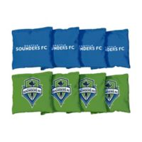 MLS Seattle Sounders Regulation Cornhole Bags (Set of 8)