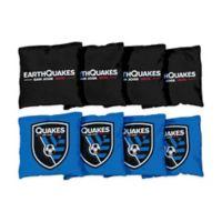 MLS San Jose Goonies Regulation Cornhole Bags (Set of 8)
