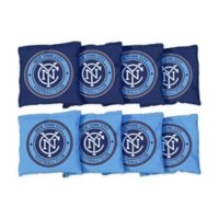MLS New York City FC Regulation Cornhole Bags (Set of 8)