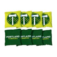 MLS Portland Timbers Regulation Cornhole Bags (Set of 8)