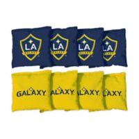 MLS Los Angeles Galaxy Regulation Cornhole Bags (Set of 8)