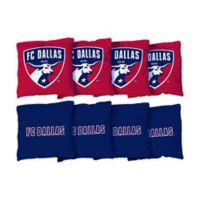 MLS FC Dallas Regulation Cornhole Bags (Set of 8)