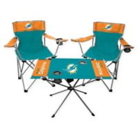 NFL Miami Dolphins Tailgate Kit