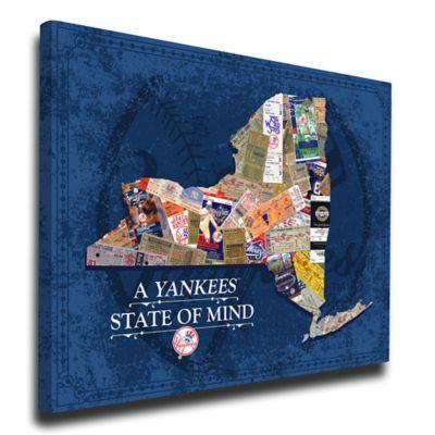 Buy New York Yankee Wall Art from Bed Bath & Beyond