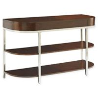 Standard Furniture Mira Console Table in Brown