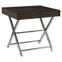 Standard Furniture Ava End Table in Brown