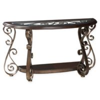 Standard Furniture Bombay Console Table in Cherry