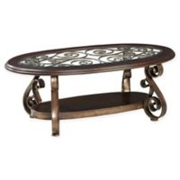 Standard Furniture Bombay Coffee Table in Cherry