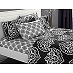 Chic Home Jude King Sheet Set in Black