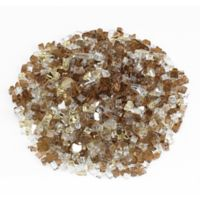 American Fireglass 10 lb. 0.25-Inch Reflective Fire Glass in Zion