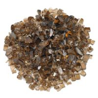 American Fireglass 10 lb. 0.5-Inch Reflective Fire Glass in Copper
