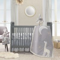 Lambs & Ivy® Goodnight Giraffe 4-Piece Crib Bedding Set