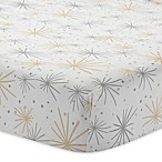 Lambs & Ivy® Goodnight Giraffe Fitted Crib Sheet