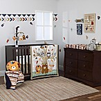 NoJo® Aztec Forest 4-Piece Crib Bedding Set