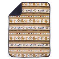 NoJo® Aztec Forest Baby Blanket