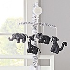 New Country Home Laugh, Giggle & Smile Silhouette Jungle Musical Mobile