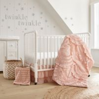 Levtex® Baby Skylar 4-Piece Crib Bedding Set in Blush
