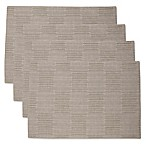 Dansk® Matera Placemats in Natural (Set of 4)