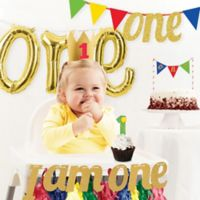 Creative Converting™ 6-Piece 1st Birthday Party Décor Kit