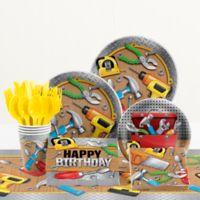 Creative Converting™ 81-Piece Handyman Birthday Party Tableware Kit