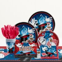Creative Converting™ 81-Piece Magic Birthday Party Tableware Kit