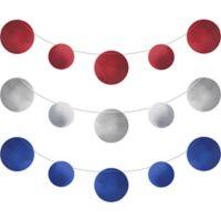 Creative Converting 3-Piece Patriotic Foil Banner Decorating Kit