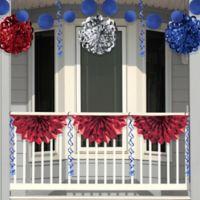 Creative Converting™ 6-Piece Patriotic Foil Decorating Kit