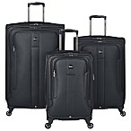DELSEY PARIS  Depart 2.0 3-Piece Nested Set in Black