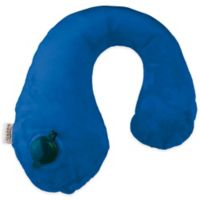 Gusto Travel Neck Pillow in Sailor Blue