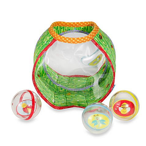 International Playthings Earlyears® Whirly Bugs Fill N' Spill