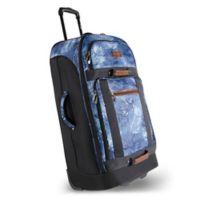 Original Penguin® 30-Inch Rolling Duffel Bag in Blue