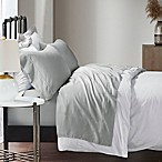 Madison Park 1500-Thread-Count Cotton Blend King Sheet Set in Grey