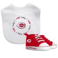 Baby Fanatic MLB Cincinnati Reds 2-Piece Gift Set